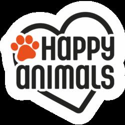 Logo Happy Animals